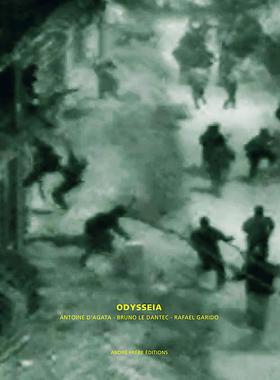 Couverture de l'ouvrage «Odysseia» par Antoine d'Agatha aux Éditions André Frère