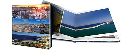 Marseille vue des grues par André Frère Éditions