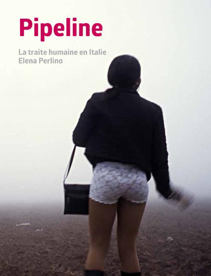 Couverture de Pipeline, par Elena Perlino chez André Frère Éditions
