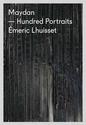 Couverture de Maydan par Émeric Lhuisset chez André Frère Éditions