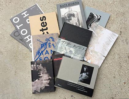 Les livres d'André Frère Éditions au prix Nadar 2014