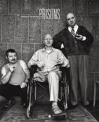 Couverture de Prisons par Sébastien Van Malleghem publié par André Frère Éditions