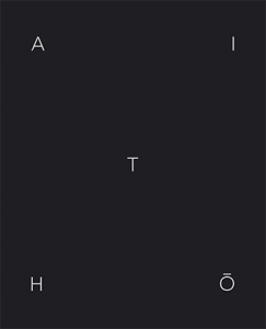 Aitho's photo book cover by Antoine d'Agata published by André Frère Éditions